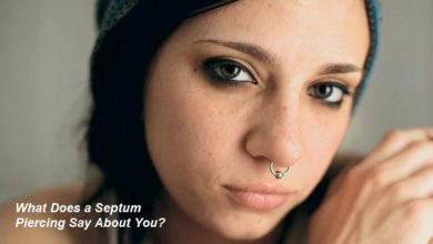 What Does a Septum Piercing Say About You
