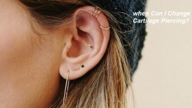 when Can I Change My Cartilage Piercing