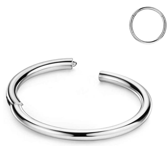 Why do girls wear nose rings