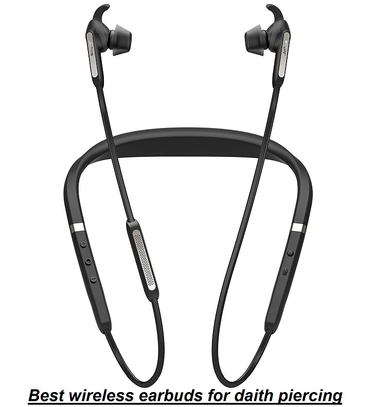 best wireless earbuds for daith piercing