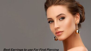 Best Earrings to use For First Piercing
