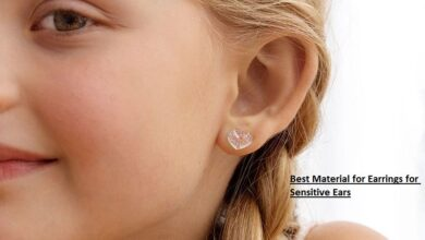 Best Material for Earrings for Sensitive Ears
