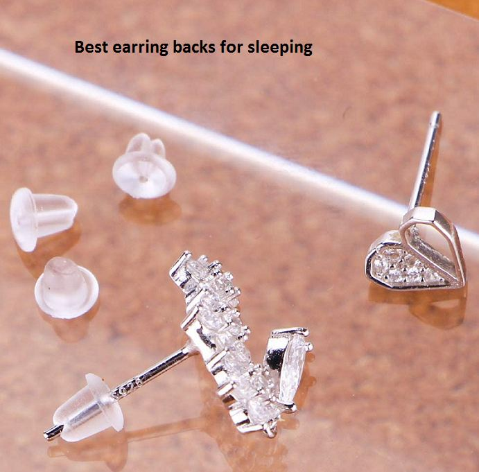 Best earring backs for sleeping