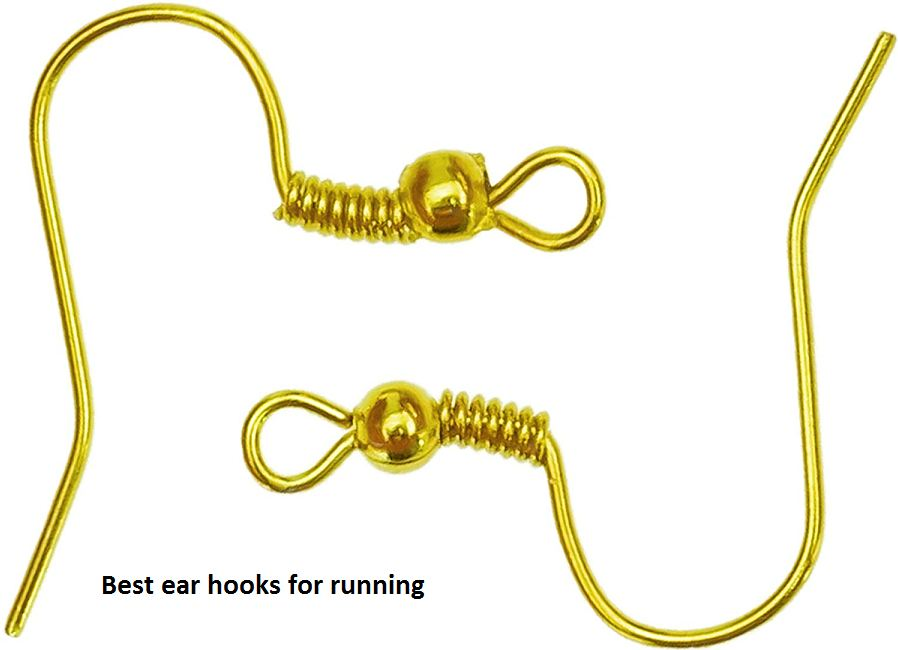 best ear hooks for running