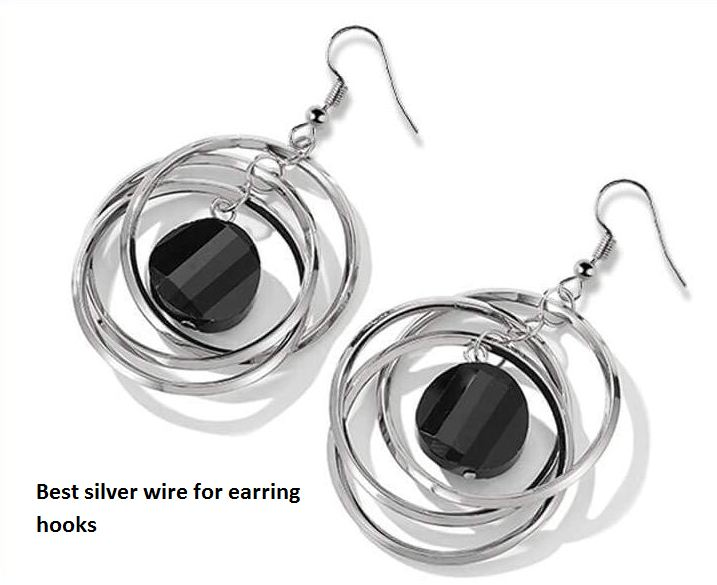 best silver wire for earring hooks