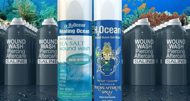 Best Sea Salt Spray For Piercings
