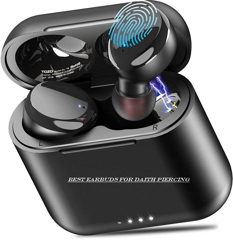 best earbuds for daith piercing