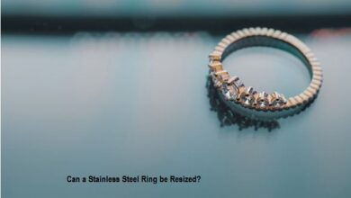 Can a Stainless Steel Ring be Resized
