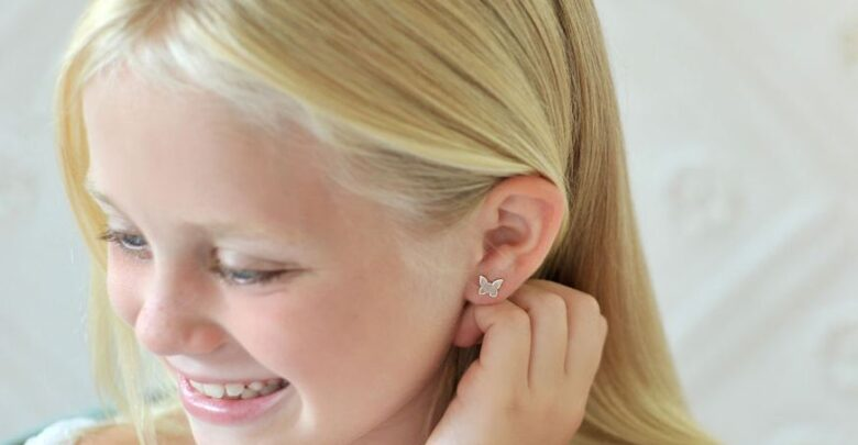 best earrings for toddlers with sensitive ears