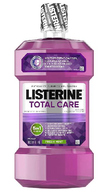 best mouthwash for healing tongue piercing