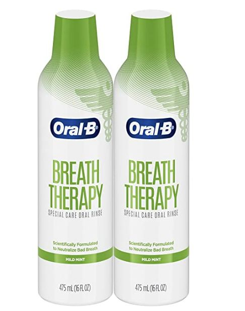 good mouthwash for tongue piercing