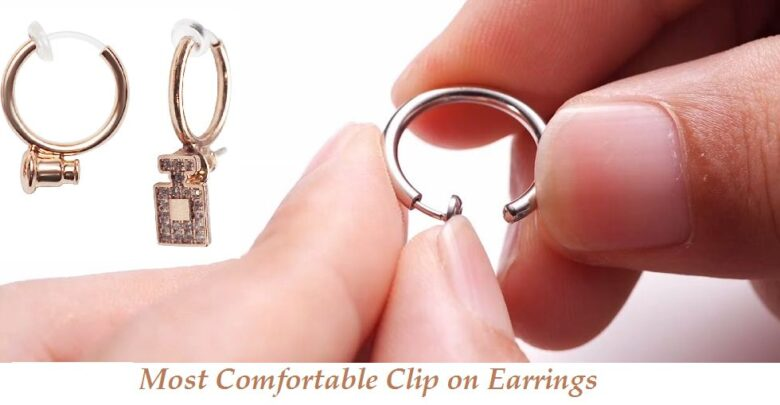 Most Comfortable Clip on Earrings
