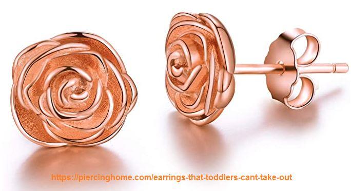 safety earring backs for infants