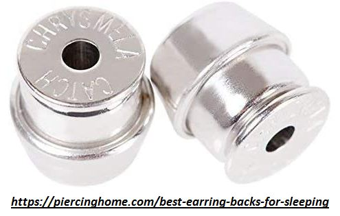comfortable earring backs for sleeping