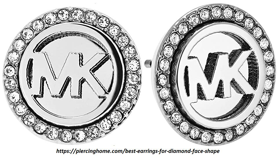 stud earrings diamond face shape