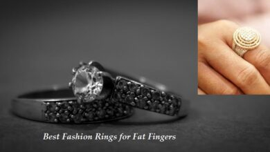Best Fashion Rings for Fat Fingers