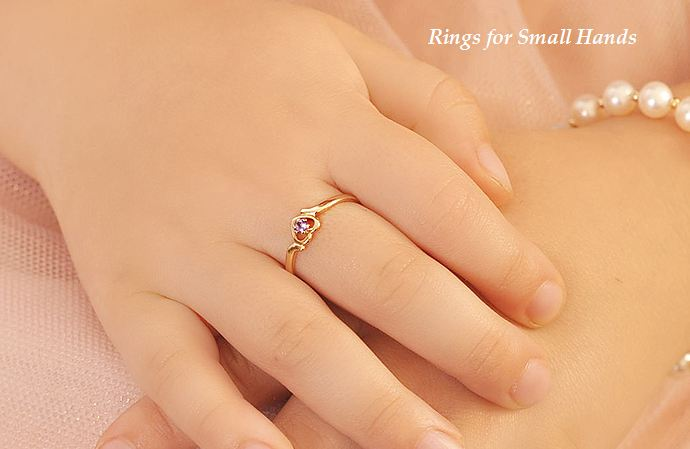 Rings for Small Hands