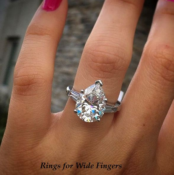 Rings for Wide Fingers