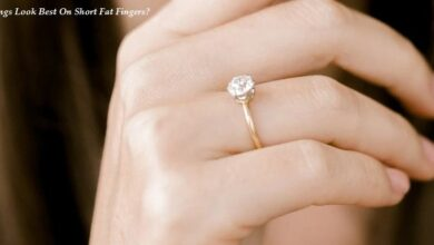 What Rings Look Best On Short Fat Fingers