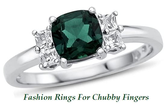 fashion rings for chubby fingers