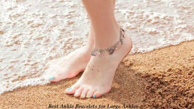 Ankle Bracelets for Large Ankles