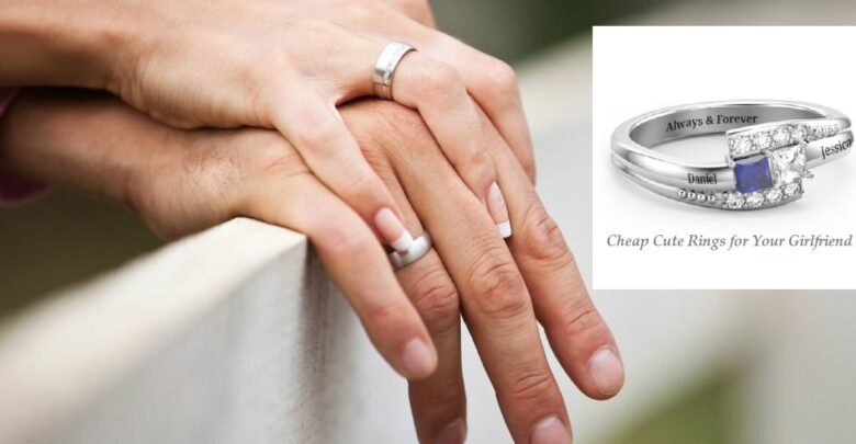 Cheap Cute Rings for Your Girlfriend