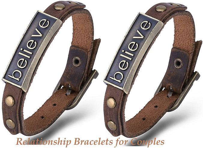 relationship bracelets for couples
