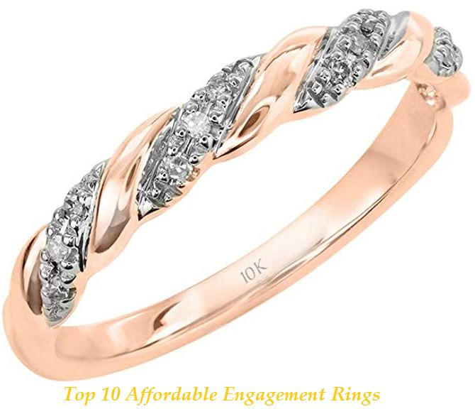 top 10 affordable engagement rings