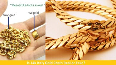 14k Italy Gold Chain Real or Fake