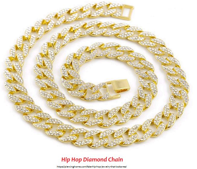 Hip Hop Diamond Chain