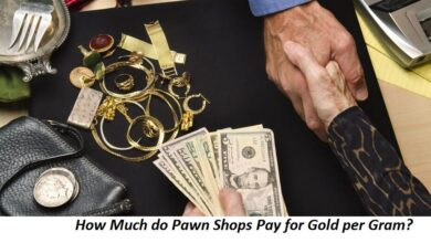 How Much do Pawn Shops Pay for Gold per Gram