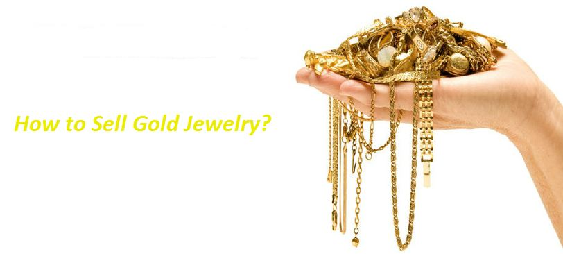 How to sell gold jewelry