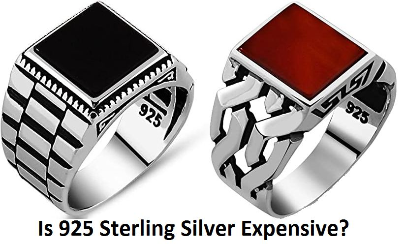 Is 925 Sterling Silver Expensive