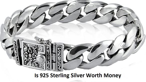 Is 925 Sterling Silver Worth Money