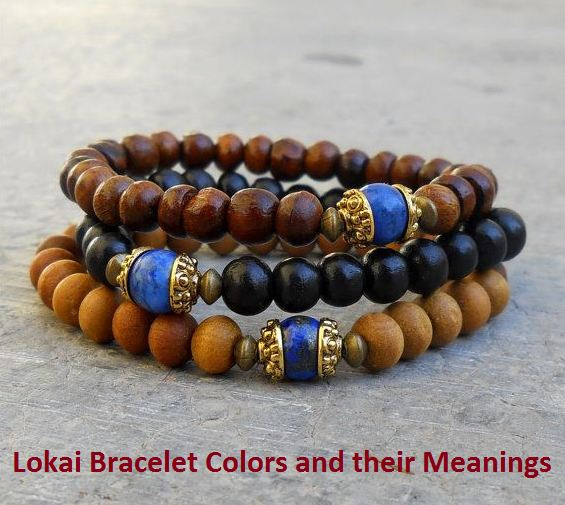 Lokai Bracelet Colors and their Meanings
