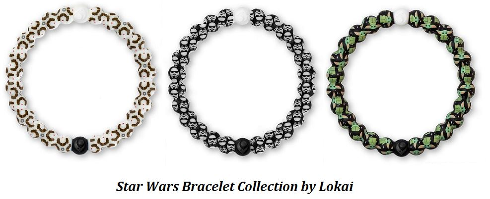 Star Wars Bracelet Collection by Lokai
