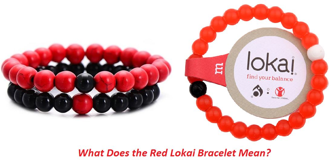 What Does the Red Lokai Bracelet Mean