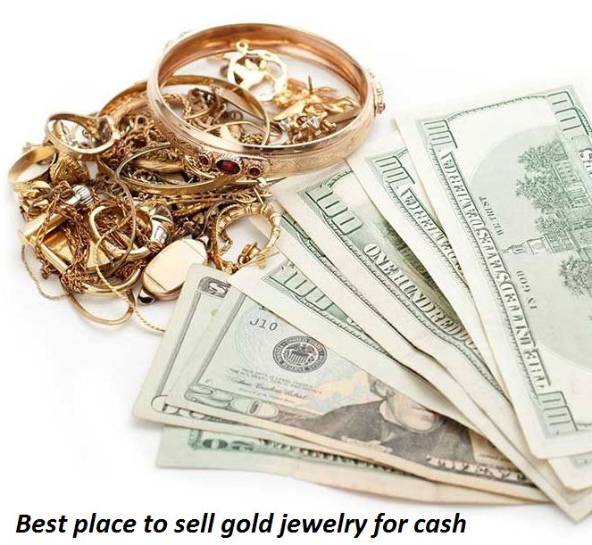 best place to sell gold jewelry for cash