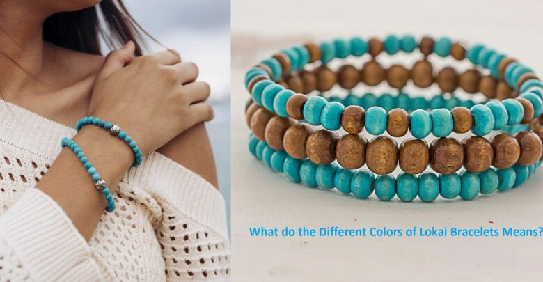 what do the different colors of lokai bracelets mean