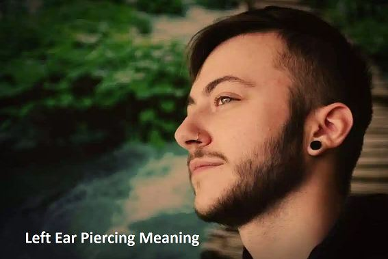Which ear do you pierce if your gay