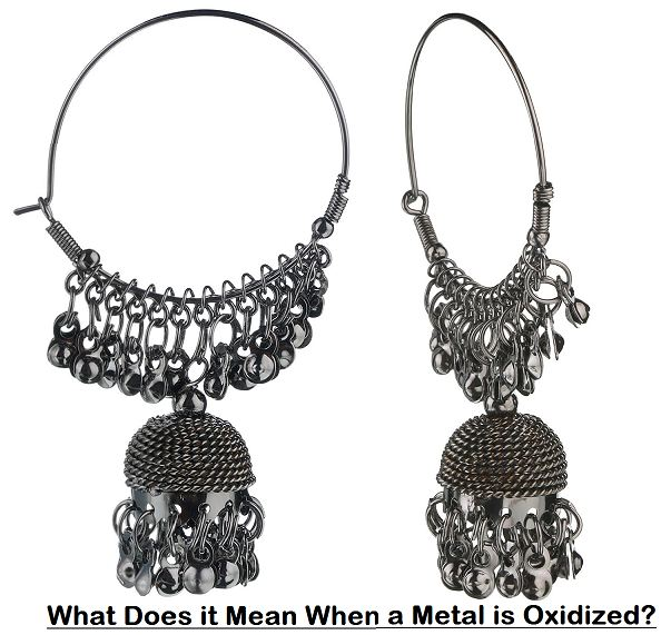 What Does it Mean When a Metal is Oxidized