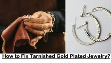how to fix tarnished gold plated jewelry