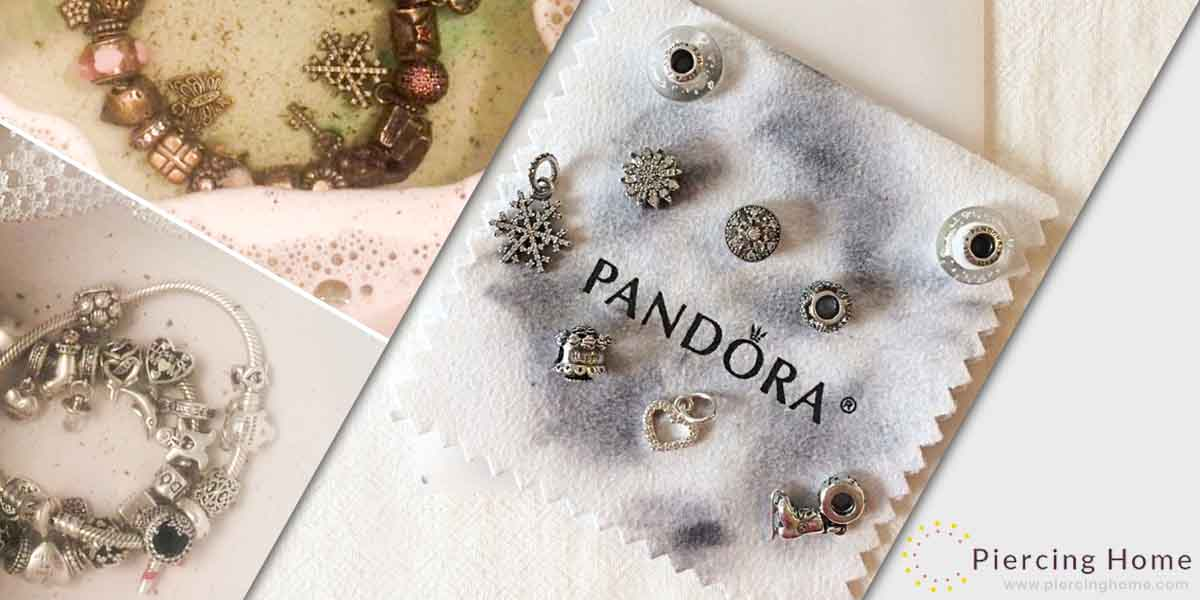 How Does Pandora Clean Jewelry?