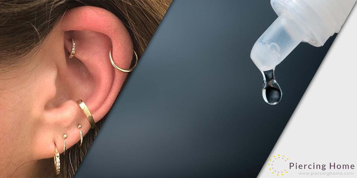Healing Solutions for Piercings