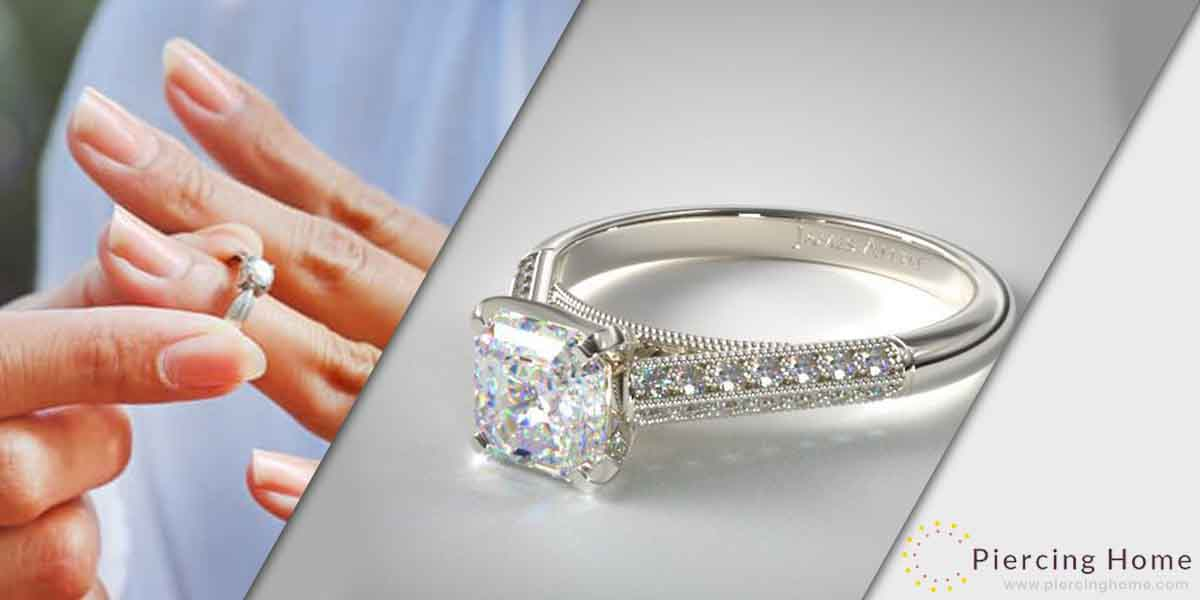 Avoid Rubbing the Rhodium Plating on Your Jewelry