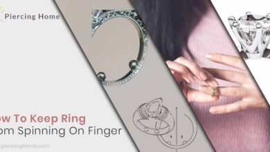 How To Keep Ring From Spinning On Finger?