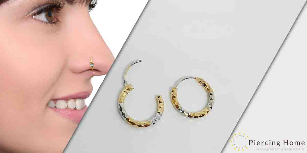 What Are the Consequences We have to Face If We Use an Earring as Nose Ring
