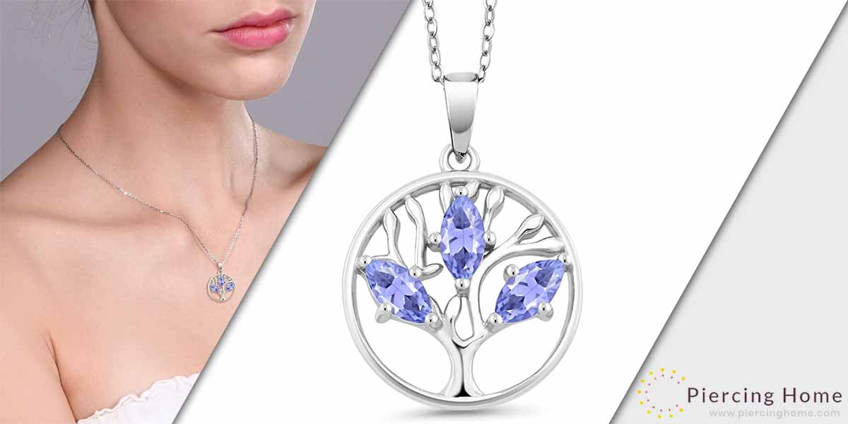Gem Stone King 925 Sterling Silver Necklace