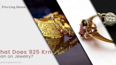 What Does 925 Krn Mean on Jewelry?